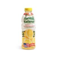 美国佛罗瑞达柠檬汁饮料1L