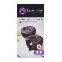 法国高笛岩浆巧克力蛋糕90g*2