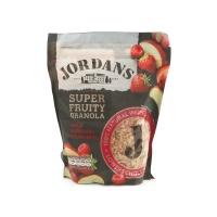 英国JORDANS巧丹思格兰诺拉蜂蜜混合水果燕麦片550g