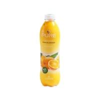 德国哈尔博纯橙汁1L