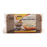 德国捷森黑麦面包500g