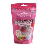 牙米滋草莓味棒棒糖 85g