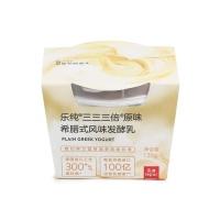 乐纯希腊式原味元气酸奶135g