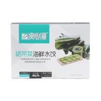 安心渔裙带菜水饺300g