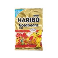 德国哈瑞宝金熊混合水果味凝胶糖果100g