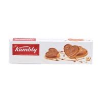 金宝丽焦糖味巧克力饼干100g