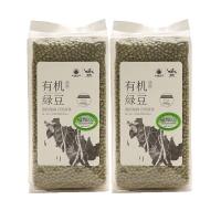 大地厨房洮南有机绿豆450g*2