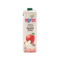 希腊莱果仕100%苹果汁1L