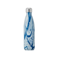Swell布艺系列不锈钢保温瓶500ml - 圣托里尼