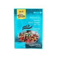佳厨新加坡风味黑胡椒炒肉香料酱50g