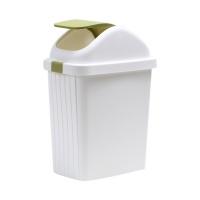 丽芙垃圾桶绿色9L
