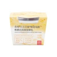 乐纯桂花马蹄希腊式风味发酵乳135g