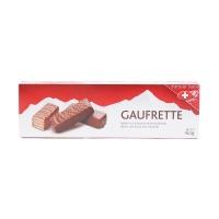 帕蒂诗牛奶巧克力威化饼干160g