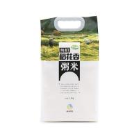 春播五常有机稻花香粥米2.5kg