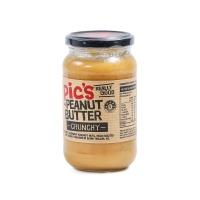 新西兰皮卡思有盐颗粒花生酱380g