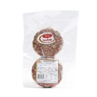 好伯淡味牛肉汉堡饼150g*2