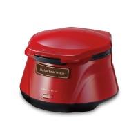 日本Recolte丽克特碗状华夫饼机 复古红 Waffle Bowl Maker