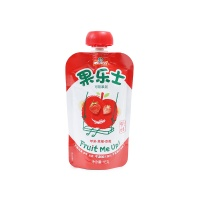 果乐士苹果草莓香蕉可吸果泥113g
