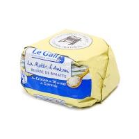 法国乐哥滚筒搅拌海盐黄油250g