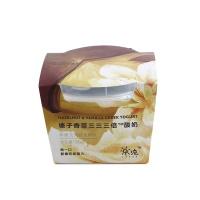 乐纯榛子香草元气酸奶135g