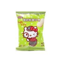 波路梦hello kitty酸奶软香小饼28g