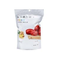 疆山姜汁红枣268g
