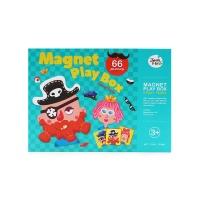 美乐儿童磁贴玩具-百变造型