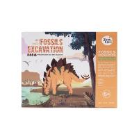 美乐考古玩具-剑龙化石