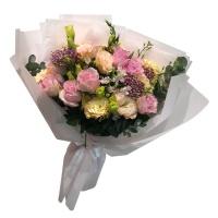 Zahra Flora花束-粉红色的夏天