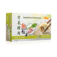 Asian Choice芹菜猪肉熟饺子360g