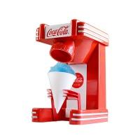 美国 诺斯得其 复古系列 单筒刨冰机 可乐红