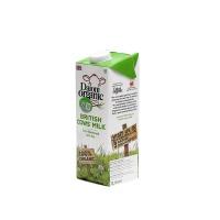 英国绿英宝有机超高温灭菌乳(部分脱脂)1L