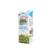 英国绿英宝有机超高温灭菌乳(全脂)1L