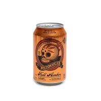 瑞典骷髅头琥珀啤酒330ml