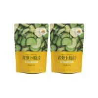 自然果实青萝卜脆片70g*2