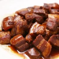红烧肉250g