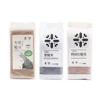 大地厨房三色杂粮米组合(糙米+紫米+红米)