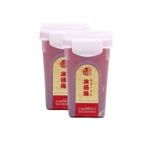成有王记冰杨梅(果蔬汁饮料)380ml*2