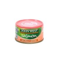 西部约翰烟熏三文鱼罐头95g