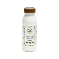 和润金色时光有机发酵乳原味饮用型255g