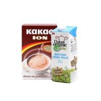 直采希腊可可粉+英国有机牛奶组合